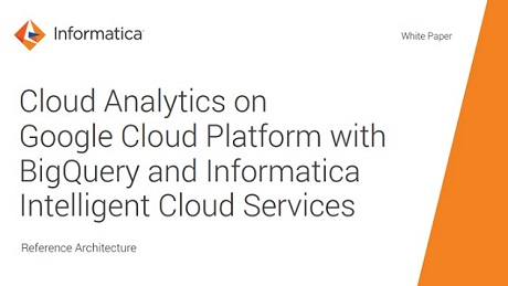 Cloud Analytics on Google Cloud Platform with BigQuery and