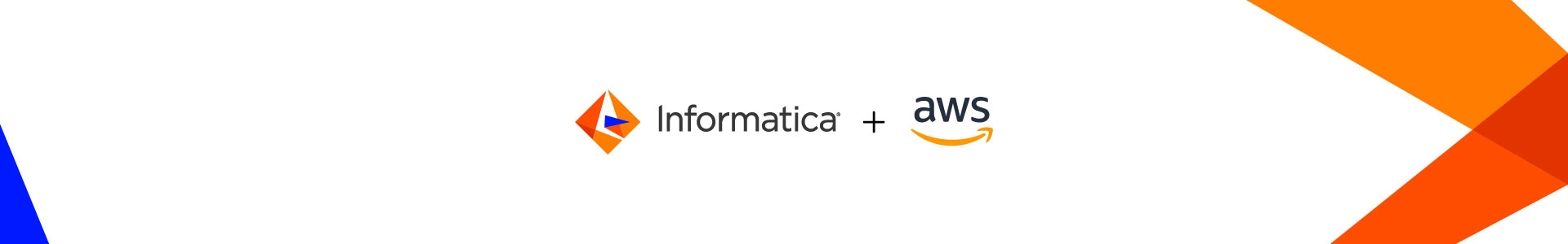 Informatica + AWS: Unleash the Power of your Data