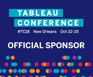Tableau Conference 2018 | Informatica