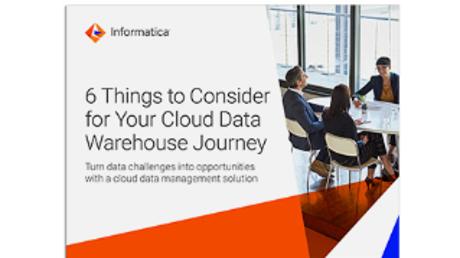 Informatica Cloud Integration for Amazon Web Services - AWS