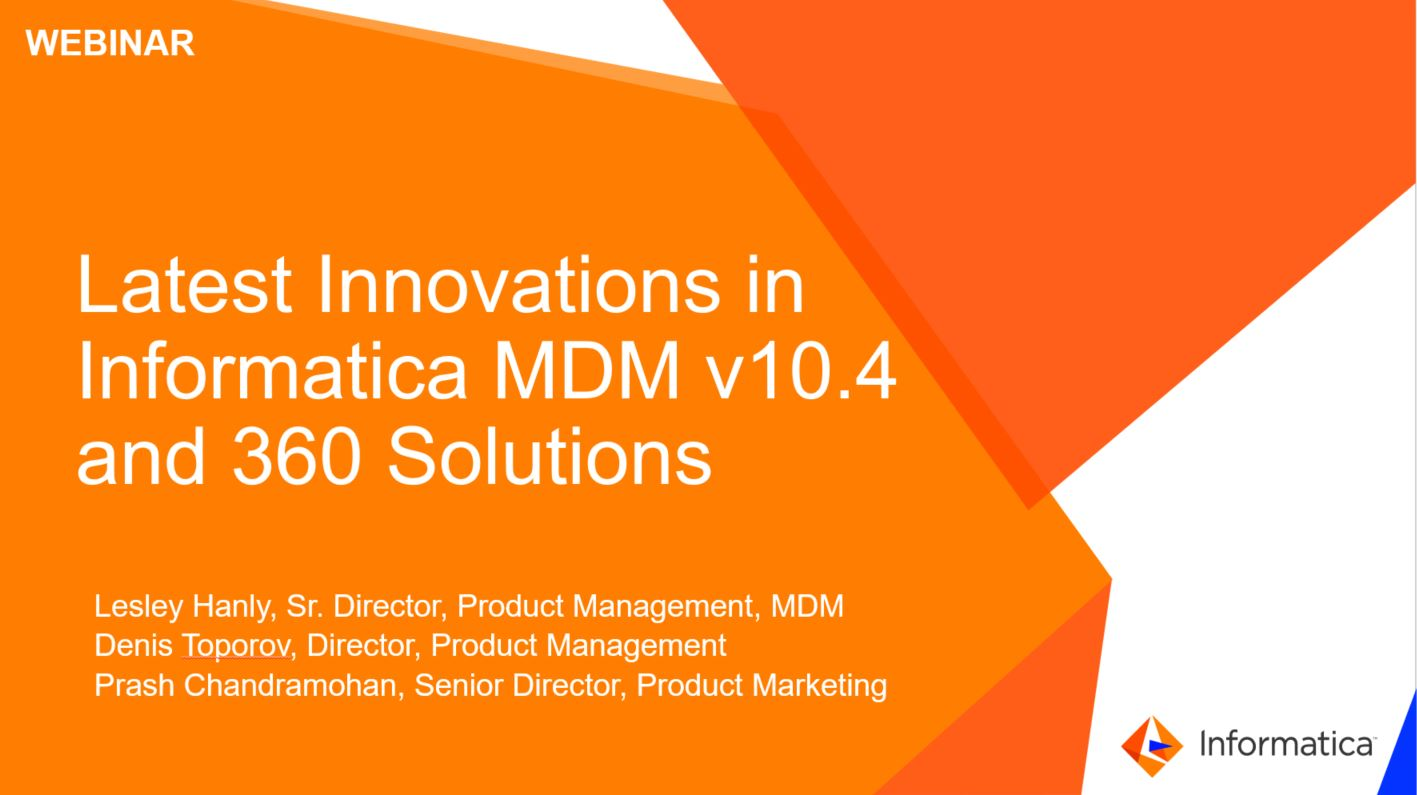 rm01-latest-innovations-for-informatica-mdm-and-360-solutions_2232611