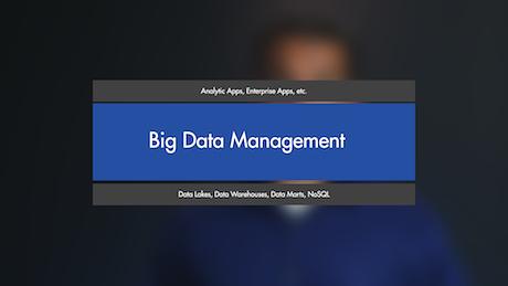 Big Data Management: Delivering trusted information for analytics ...